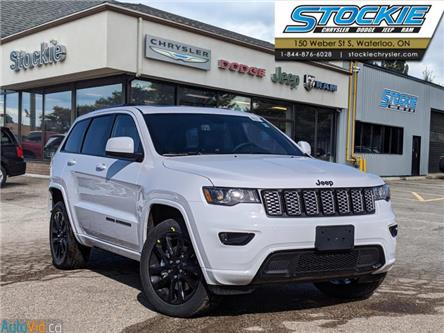 2021 Jeep Grand Cherokee Laredo (Stk: 36000) in Waterloo - Image 1 of 16