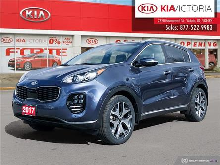2017 Kia Sportage SX Turbo (Stk: A1764) in Victoria - Image 1 of 25