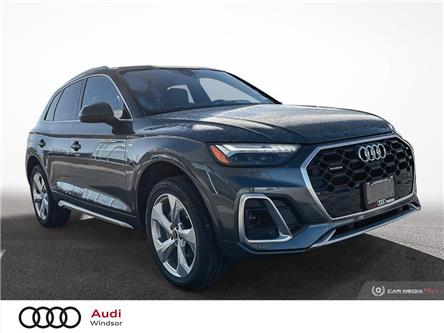 2021 Audi Q5 45 Technik (Stk: 21090) in Windsor - Image 1 of 30