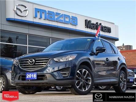 2016 Mazda CX-5 GT (Stk: N210314A) in Markham - Image 1 of 27