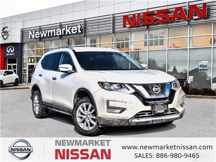 2017 Nissan Rogue SV (Stk: UN1206) in Newmarket - Image 1 of 16