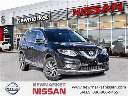 2016 Nissan Rogue SL Premium (Stk: UN1198) in Newmarket - Image 1 of 19