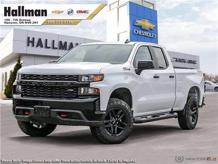 2021 Chevrolet Silverado 1500 Custom Trail Boss (Stk: 21281) in Hanover - Image 1 of 24