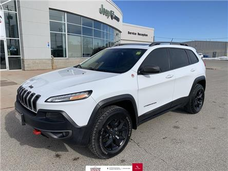 2015 Jeep Cherokee Trailhawk (Stk: N04941AA) in Chatham - Image 1 of 30