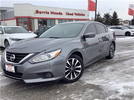 2017 Nissan Altima 2.5 SV (Stk: U17272) in Barrie - Image 1 of 25