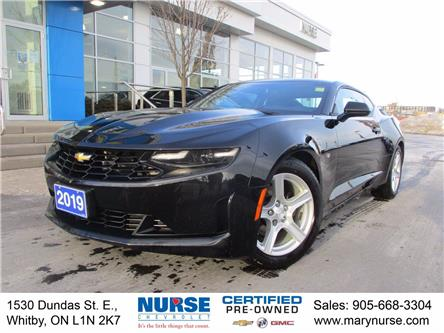 2019 Chevrolet Camaro 1LT (Stk: 21P081A) in Whitby - Image 1 of 25