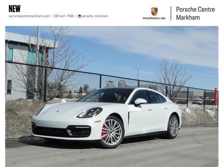 2021 Porsche Panamera 4S (Stk: PN0121) in Markham - Image 1 of 17