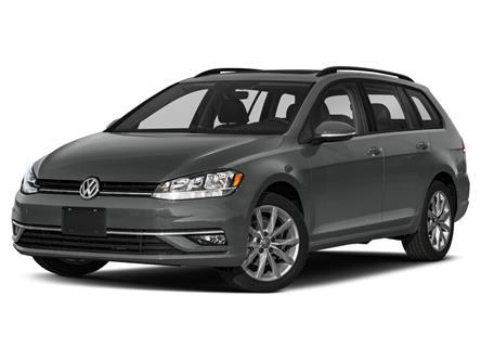 2019 Volkswagen Golf SportWagen 1.8 TSI Comfortline (Stk: V7607) in Saskatoon - Image 1 of 9