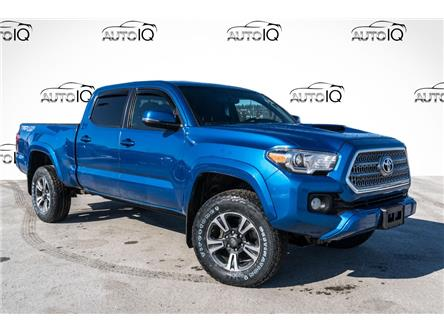 2016 Toyota Tacoma SR5 (Stk: 27825UJ) in Barrie - Image 1 of 25