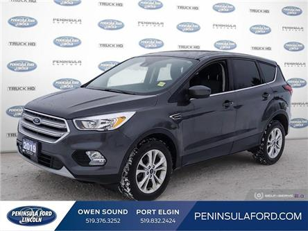 2019 Ford Escape SE (Stk: 2211) in Owen Sound - Image 1 of 24