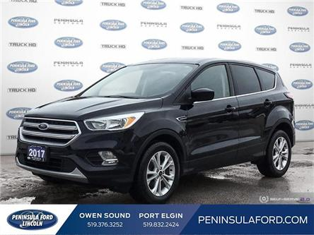 2017 Ford Escape SE (Stk: 2212) in Owen Sound - Image 1 of 25