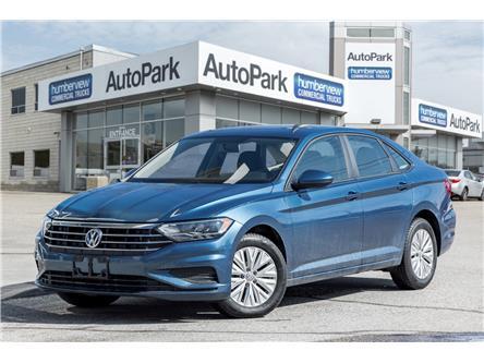 2019 Volkswagen Jetta 1.4 TSI Comfortline (Stk: APR9785) in Mississauga - Image 1 of 19