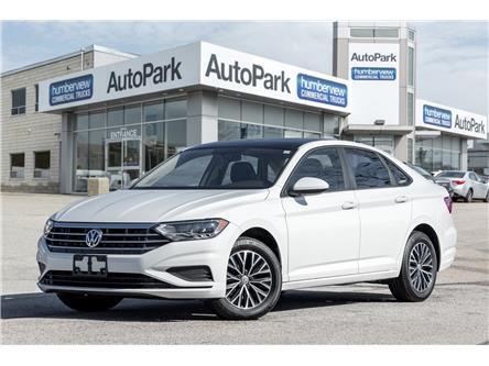2019 Volkswagen Jetta 1.4 TSI Highline (Stk: APR7651) in Mississauga - Image 1 of 20