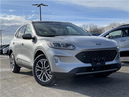 2021 Ford Escape SEL Hybrid (Stk: 21T101) in Midland - Image 1 of 15