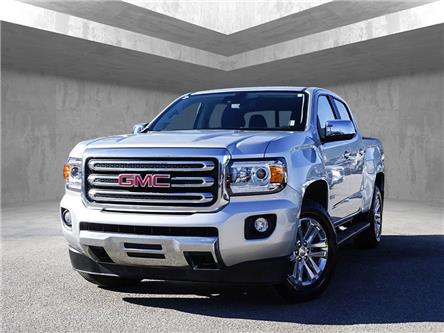 2016 GMC Canyon SLT (Stk: 9672A) in Penticton - Image 1 of 20