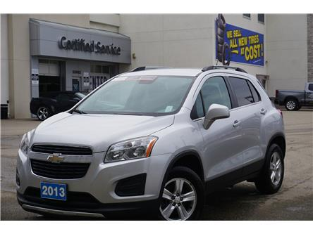 2013 Chevrolet Trax 1LT (Stk: 21-046A) in Salmon Arm - Image 1 of 7