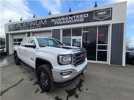 2018 GMC Sierra 1500 SLE (Stk: 183906) in Kingston - Image 1 of 11