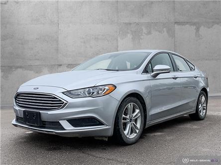 2018 Ford Fusion SE (Stk: 4890A) in Vanderhoof - Image 1 of 23