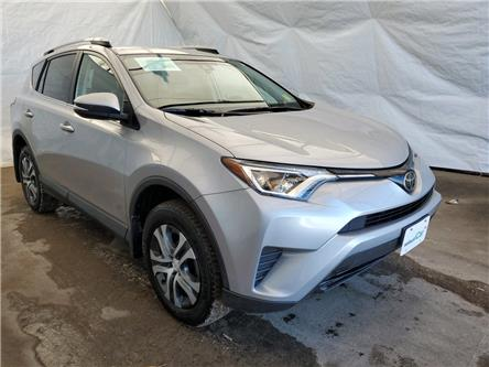 2017 Toyota RAV4 LE (Stk: IU2201) in Thunder Bay - Image 1 of 16