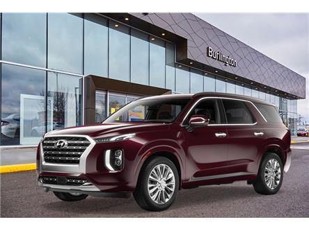 2021 Hyundai Palisade Ultimate Calligraphy (Stk: D2857) in Burlington - Image 1 of 3