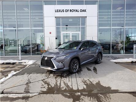 2018 Lexus RX 350 Base (Stk: L21093A) in Calgary - Image 1 of 22