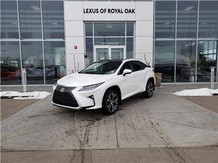 2018 Lexus RX 350 Base (Stk: L21242A) in Calgary - Image 1 of 22
