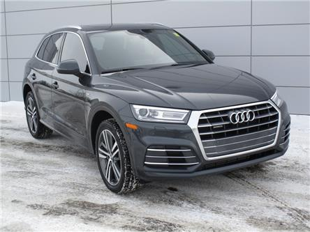 2018 Audi Q5 2.0T Progressiv (Stk: 2100641) in Regina - Image 1 of 24