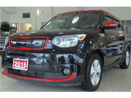 2016 Kia Soul EV EV Luxury (Stk: P20006) in Waterloo - Image 1 of 27