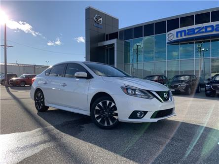 2017 Nissan Sentra 1.6 SR Turbo (Stk: UM2560) in Chatham - Image 1 of 23