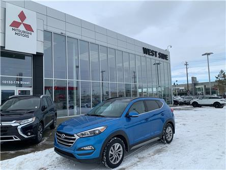 2017 Hyundai Tucson Luxury (Stk: 0820) in Edmonton - Image 1 of 27