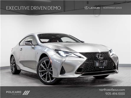 2021 Lexus RC 350 Base (Stk: 10530) in Brampton - Image 1 of 23