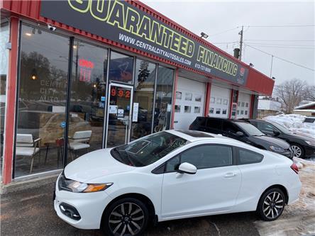 2014 Honda Civic EX-L Navi (Stk: -) in Ottawa - Image 1 of 11