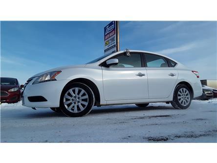 2013 Nissan Sentra 1.8 S (Stk: P794) in Brandon - Image 1 of 27