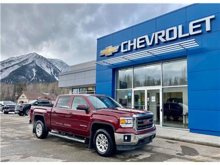 2015 GMC Sierra 1500 SLE (Stk: 01953M) in Fernie - Image 1 of 11