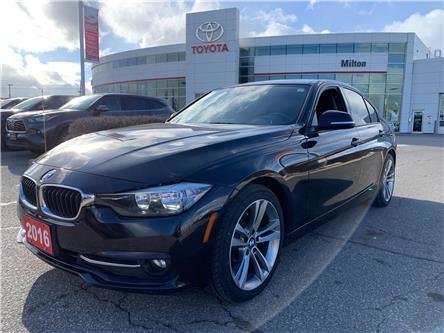 2016 BMW 320i xDrive (Stk: 688315) in Milton - Image 1 of 17