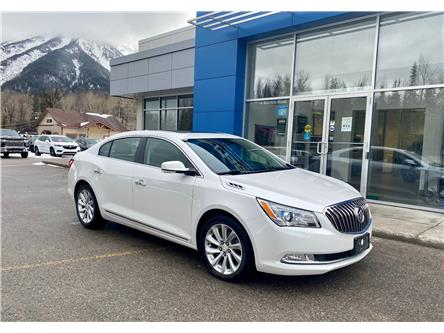 2015 Buick LaCrosse Leather (Stk: 81218M) in Fernie - Image 1 of 11