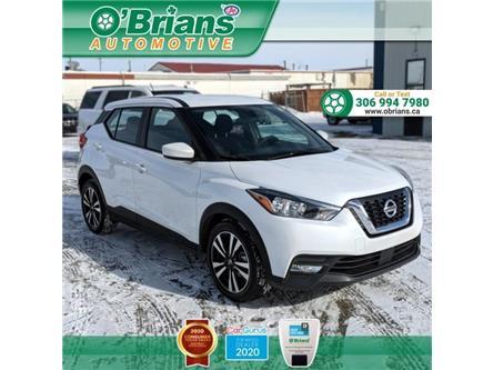 2020 Nissan Kicks SV (Stk: 14231A) in Saskatoon - Image 1 of 23