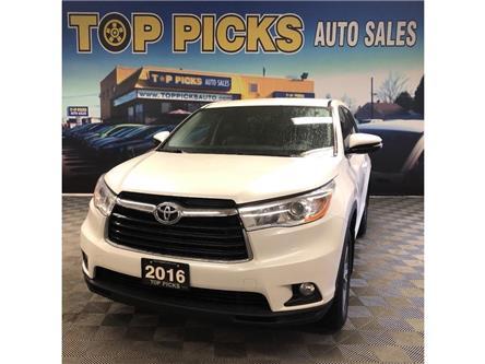 2016 Toyota Highlander LE (Stk: 336528) in NORTH BAY - Image 1 of 28
