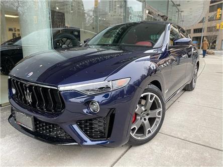2021 Maserati Levante GranSport (Stk: 68MA) in Toronto - Image 1 of 29