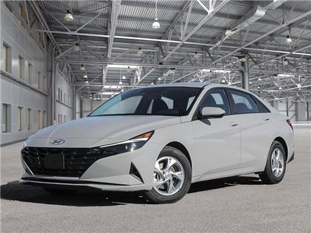 2021 Hyundai Elantra ESSENTIAL (Stk: EA21012) in Woodstock - Image 1 of 23