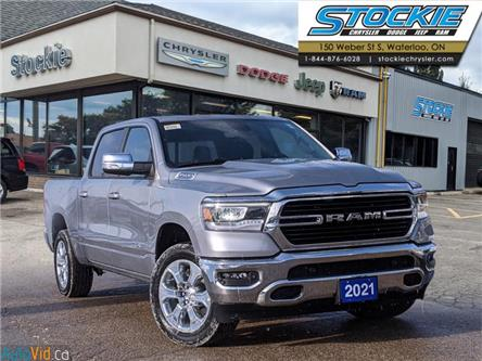 2021 RAM 1500 Big Horn (Stk: 35894) in Waterloo - Image 1 of 17