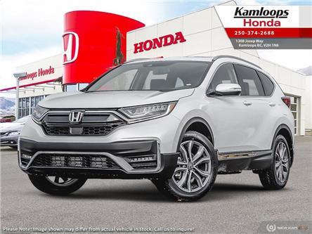 2021 Honda CR-V Touring (Stk: N15220) in Kamloops - Image 1 of 23