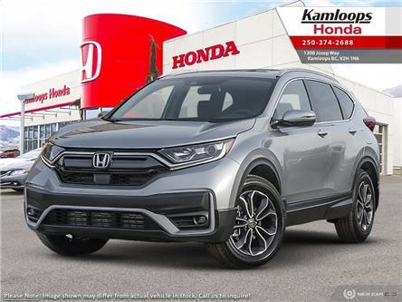 2021 Honda CR-V EX-L (Stk: N15244) in Kamloops - Image 1 of 16