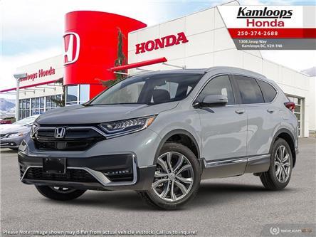 2021 Honda CR-V Touring (Stk: N15246) in Kamloops - Image 1 of 21