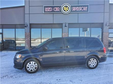 2013 Dodge Grand Caravan SE/SXT (Stk: UC4037'A') in Thunder Bay - Image 1 of 4