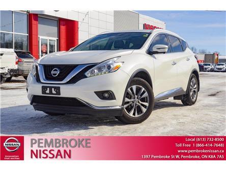 2016 Nissan Murano SL (Stk: 20214AA) in Pembroke - Image 1 of 30