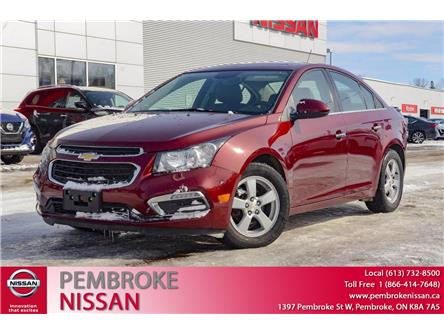 2016 Chevrolet Cruze Limited 2LT (Stk: 20080A) in Pembroke - Image 1 of 29
