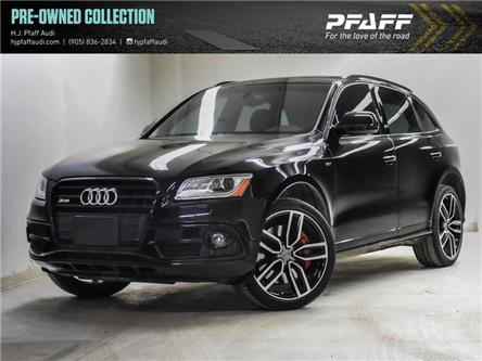 2017 Audi SQ5 3.0T Dynamic Edition (Stk: 53832) in Newmarket - Image 1 of 24