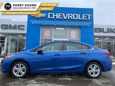 2016 Chevrolet Cruze LT Auto (Stk: PS20-058) in Parry Sound - Image 1 of 19