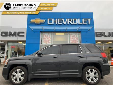 2017 GMC Terrain SLE-1 (Stk: PS20-061) in Parry Sound - Image 1 of 19